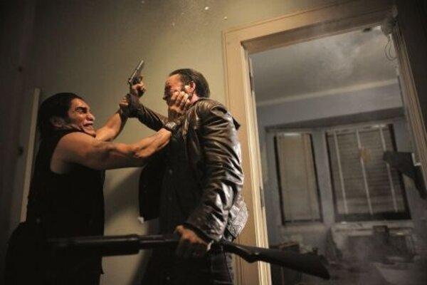 кадры и фото из фильма Гнев