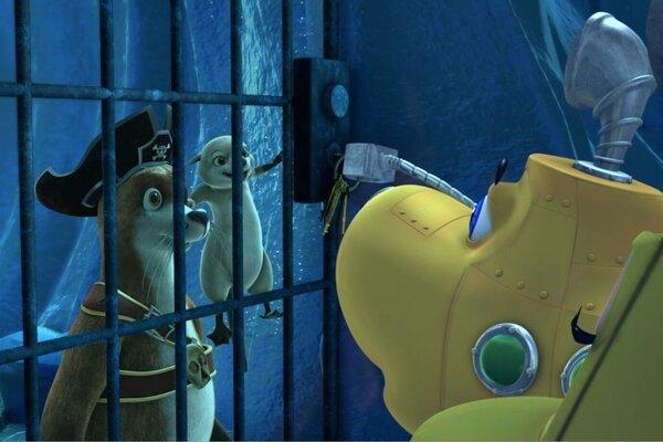 кадры и фото из фильма Олли и сокровища пиратов