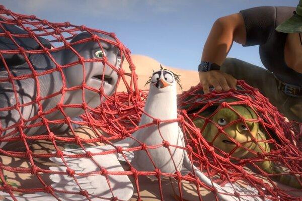 кадры и фото из фильма Шевели ластами 2