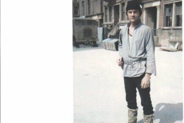 кадры и фото из фильма Последний воин