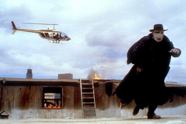 кадры и фото из фильма Человек тьмы