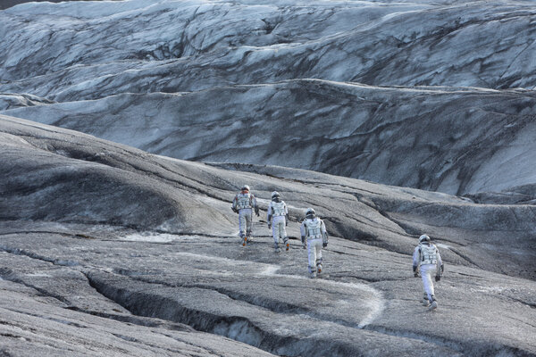 кадры и фото из фильма Интерстеллар IMAX