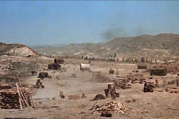 кадры и фото из фильма Однажды на Диком Западе