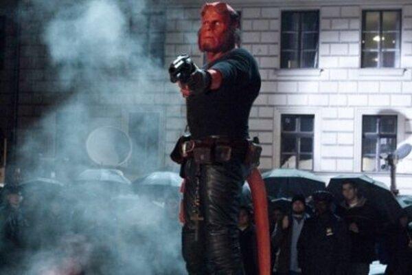 кадры и фото из фильма Хеллбой 2: Золотая армия