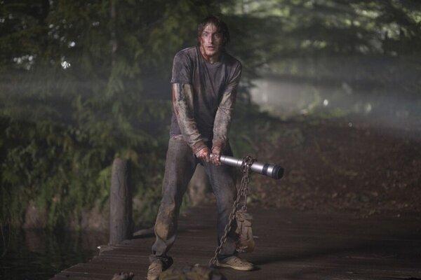 кадры и фото из фильма Хижина в лесу