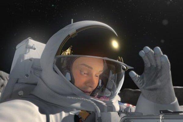 кадры и фото из фильма Мухнем на Луну 3D