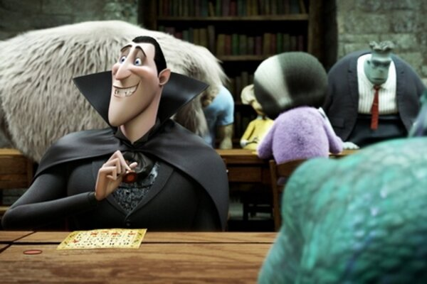 кадры и фото из фильма Монстры на каникулах 3D