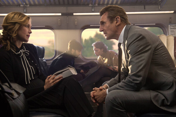 кадры и фото из фильма Пассажир