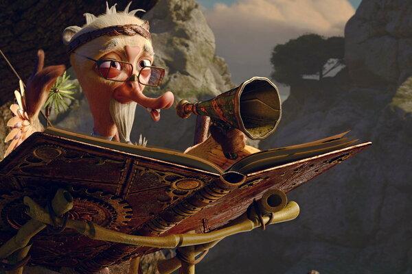 кадры и фото из фильма Крякнутые каникулы
