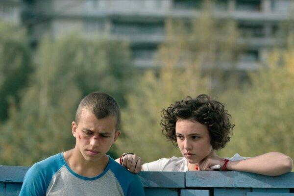 кадры и фото из фильма Коробка