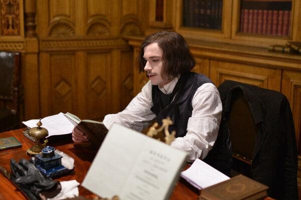кадры и фото из фильма Гоголь. Начало