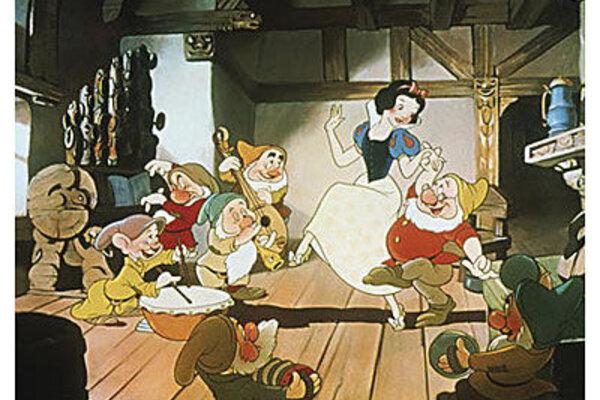 кадры и фото из фильма Белоснежка и семь гномов