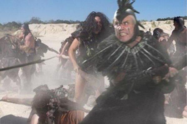 кадры и фото из фильма Гомо эректус