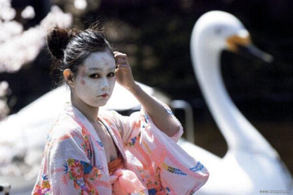 кадры и фото из фильма Цвет сакуры