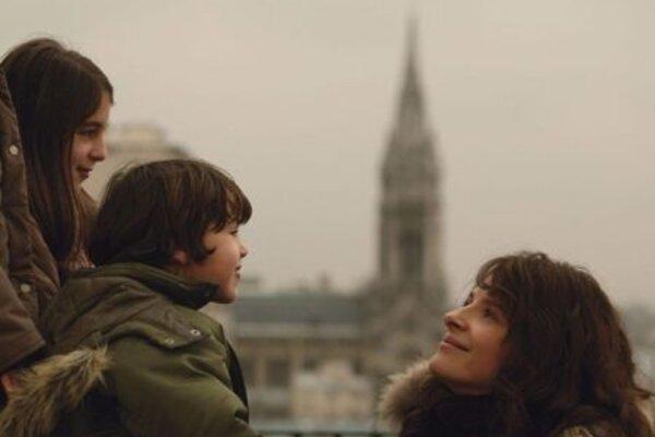 кадры и фото из фильма Париж