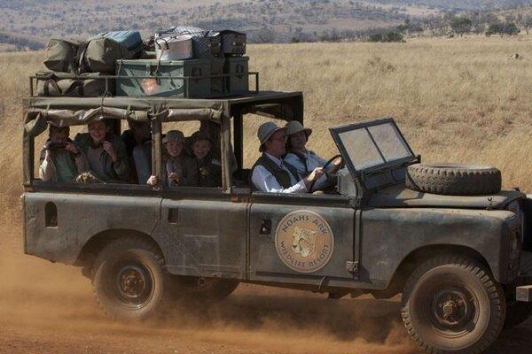 кадры и фото из фильма Мои африканские приключения