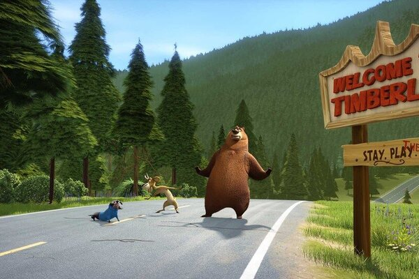 кадры и фото из фильма Сезон Охоты: Байки из леса