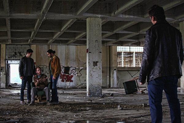 кадры и фото из фильма Очень плохие парни