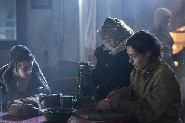 кадры и фото из фильма Рубеж