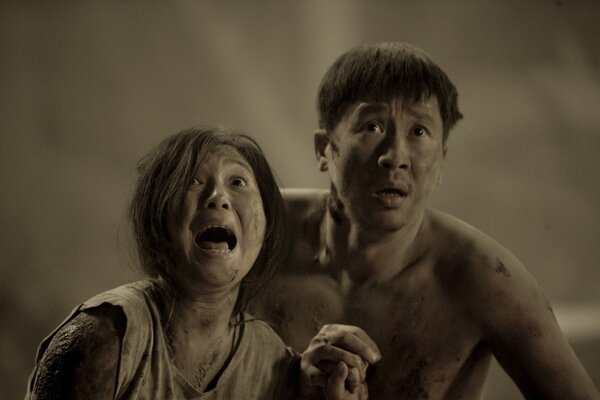 кадры и фото из фильма Землетрясение IMAX