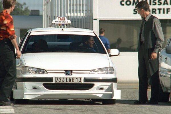 кадры и фото из фильма Такси