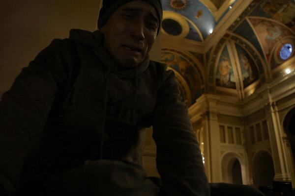 кадры и фото из фильма Пораженный