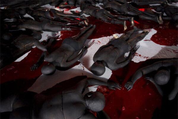кадры и фото из фильма Арт-звезда и суданские близнецы