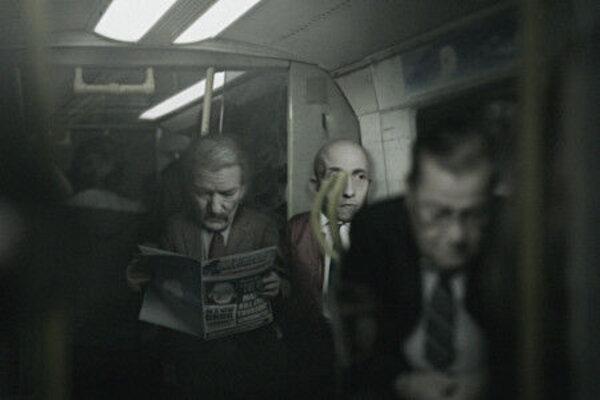 кадры и фото из фильма Метропия