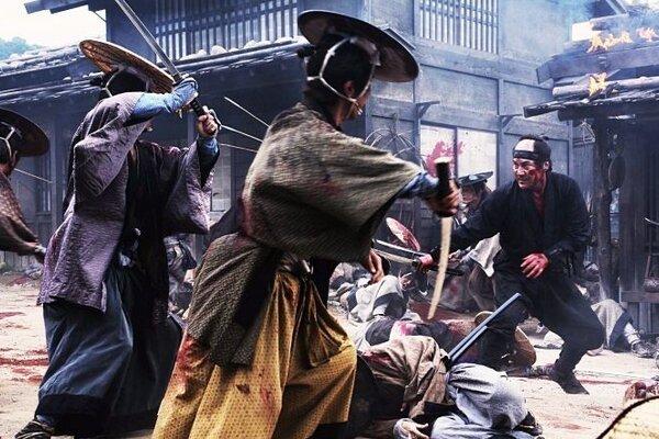 кадры и фото из фильма 13 убийц