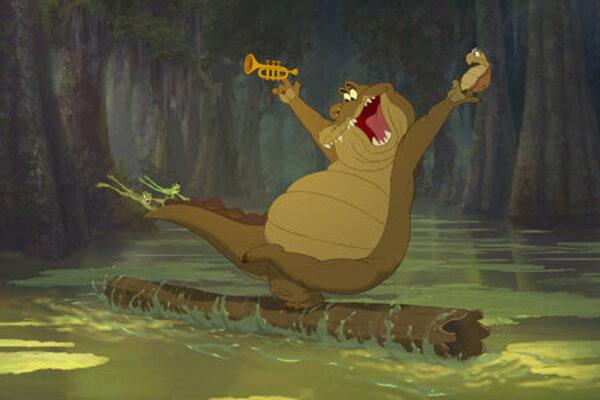 кадры и фото из фильма Принцесса и лягушка