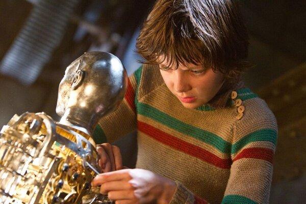 кадры и фото из фильма Хранитель времени