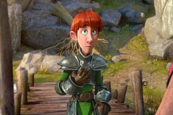 кадры и фото из фильма Джастин и рыцари доблести 3D
