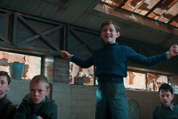 кадры и фото из фильма Пэн: Путешествие в Нетландию