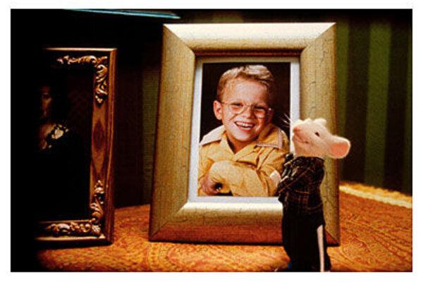 кадры и фото из фильма Стюарт Литтл
