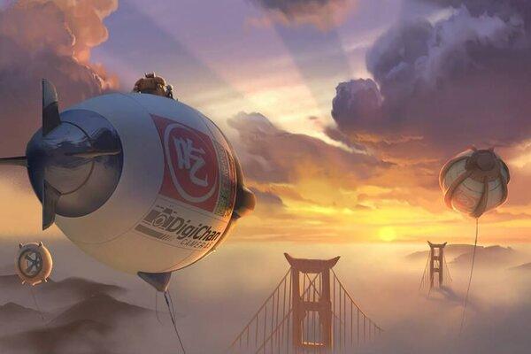 кадры и фото из фильма Город героев