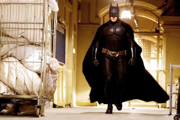 кадры и фото из фильма Бэтмен: начало