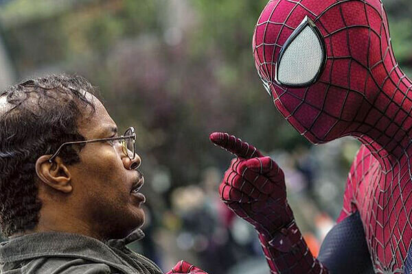 кадры и фото из фильма Новый Человек-паук: Высокое напряжение