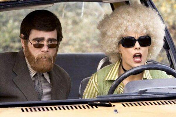кадры и фото из фильма Аферисты: Дик и Джейн развлекаются