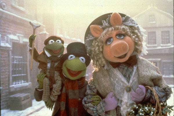 кадры и фото из фильма Рождественская сказка Маппетов