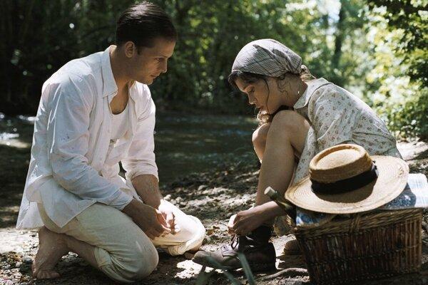 кадры и фото из фильма Дочь землекопа