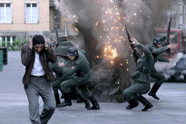 кадры и фото из фильма Армия преступников