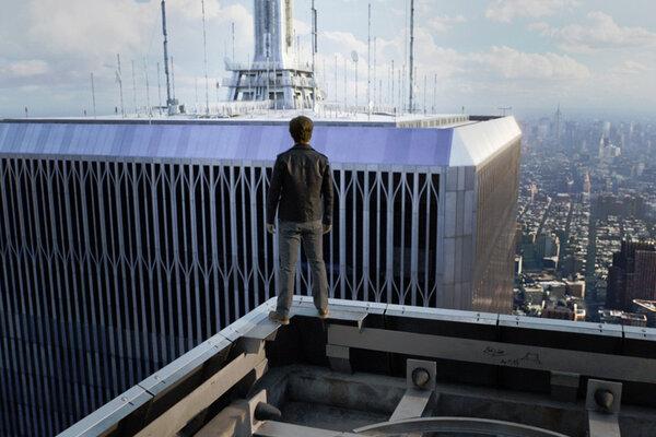 кадры и фото из фильма Прогулка 3D