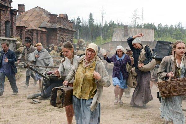 кадры и фото из фильма Дорога на Берлин