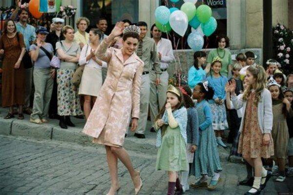 кадры и фото из фильма Дневники принцессы 2: Как стать королевой