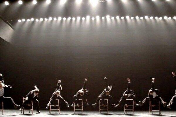 кадры и фото из фильма Let's dance!