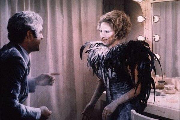 кадры и фото из фильма Смешная леди