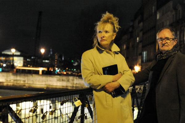 кадры и фото из фильма Уик-энд в Париже