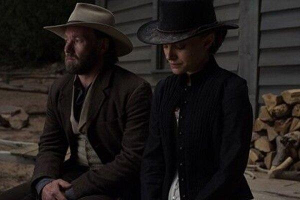 кадры и фото из фильма Джейн берет ружье