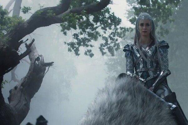 кадры и фото из фильма Белоснежка и охотник 2