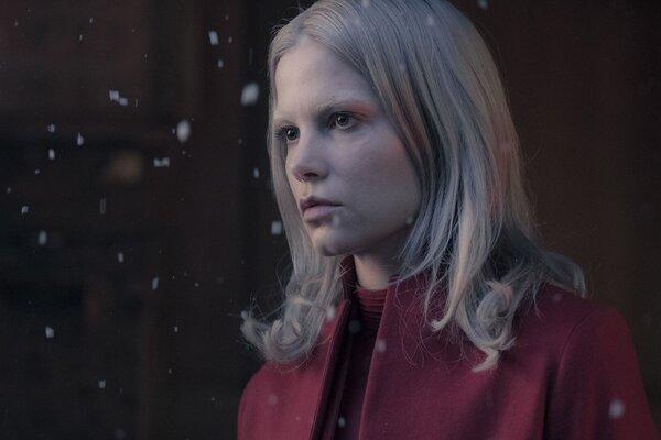 кадры и фото из фильма Девушка, которая застряла в паутине
